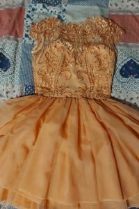Sukienka na wyjście...