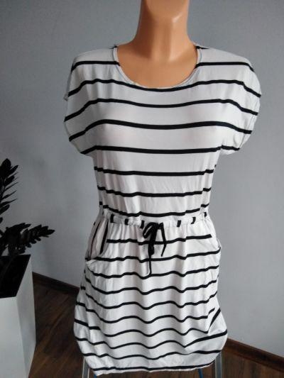 Suknie i sukienki Sukienka w stylu marynarskim