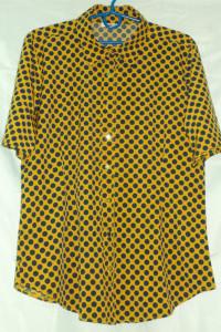 Koszula w grochy druga koszula GRATIS 44 46...
