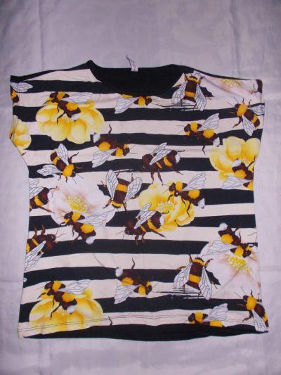 Bluzki Bluzka zkrótkim rękawem druga bluzka gratis 42 44 NOWA