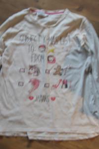 Świąteczna bluzka rozmiar 152...