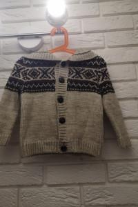 Sweterek rozmiar 86 Nezt...