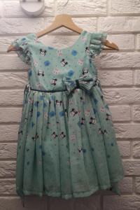 Sukienka w minnie dinsey 98 104