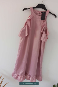 Sukienka Reserved XS pudrow róż...