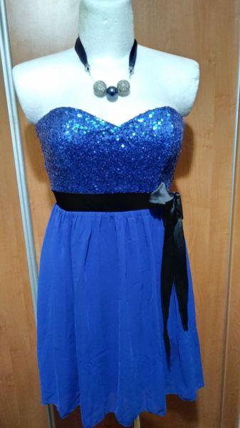 Suknie i sukienki Piękna sukienka z cekinkami