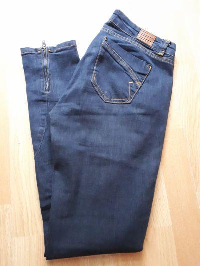 Spodnie Pakiet jeansów Stradivarius H&M Bershka Terranova w rozm 38