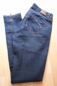 Pakiet jeansów Stradivarius H&M Bershka Terranova w rozm 38