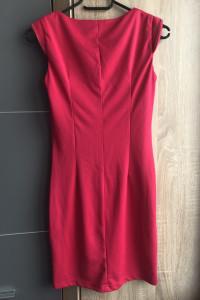 Różowa sukienka mini Drole de copine...