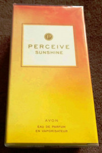 Woda perfumowana Perceive Sunshine Avon 50 ml...