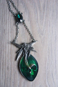Naszyjnik absinthe fairy od Alchemy Gothic...