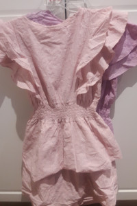 sukienki haft boho ażurowa motyl...