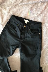 Spodnie rurki H&M XS...