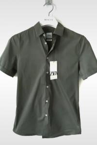 Koszula z krótkim rękawem Zara Man M