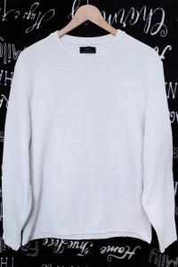 Bluza męska z tkaniny struktualnej Zara Man L