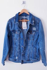 Kurtka jeansowa Pull&Bear M