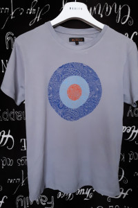 Koszulka T Shirt z nadrukiem Ben Sherman XL...