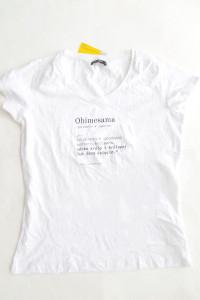 damska koszulka z napisami fajny tshirt damski rozmiar L...