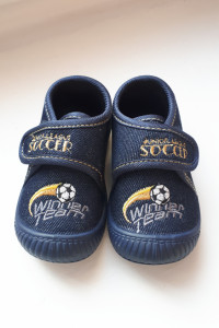 Buciki rozmiar 20 bobbi shoes