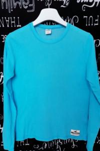 Sweter z okrągłym dekoltem Hollister S