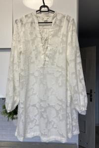 HM sukienka zwiewna tunika kwiaty rozmiar 36...