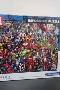 Puzzle MARVEL...