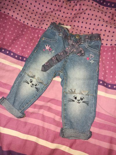 Spodnie i spodenki Spodenki jeans