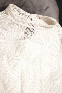 Koronkowa ponadczasowa elegancka bluzka H&M...