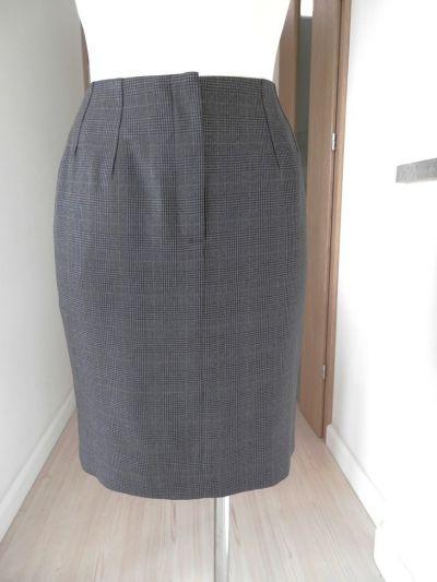 Spódnice Spódnica Marks Spencer Ołówkowa Wizytowa Biurowa Nowa z Metką S