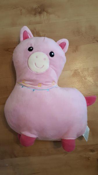 Zabawki Przytulanka Lama