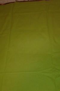 Obrus zielony bawełna 130x150 cm