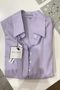 Wrzosowa koszula Wólczanka S