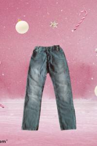 Czarne jeansy rozmiar...