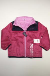 ciepła nowa kurtka dla Małej Księżniczki firmy OshKosh...