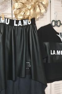 LAMU komplet spódnica i bluzka NOWA KOLEKCJA...