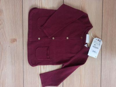 Bluzy Wyprzedaż nowy sweterek Zara z metką dla dziewczynki 89