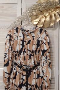 Włoska sukienka midi...