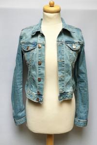 Kurtka Katanka Dzinsowa H&M M 38 Jeansowa Jeans...