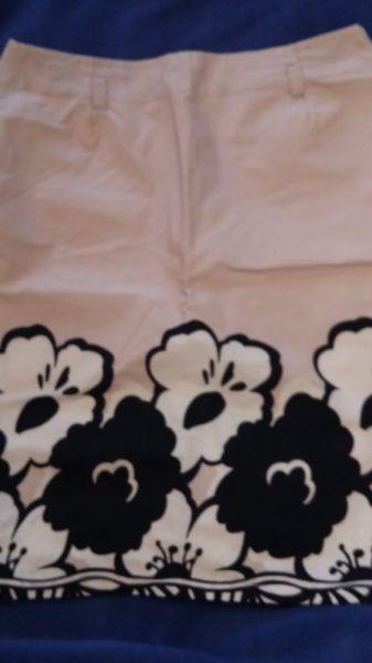 Spódnice Spódnica 38 cappuccino