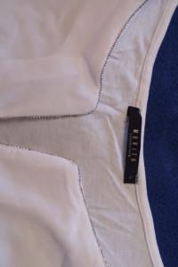 Biała bluzka ZARA 38