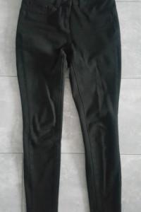 Next rurki czarne jeans 34 XS...