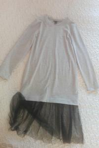 Atmosphere dresowa sukienka z tiulem rozmiar 42...