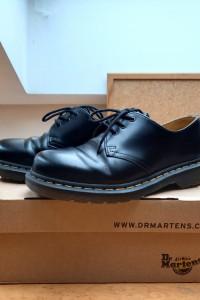 Dr Martens półbuty smooth black...