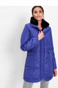 Pikowana kurtka zimowa damska rozmiar 36