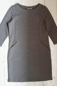 Szara sukienka Greenpoint