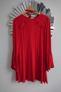 Lana del Ray inspired sukienka M L wycięcie na plecach z metkami