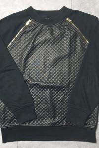 RB czarna bluza męska XL