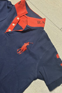 Polo Ralph Lauren granatowe męskie L