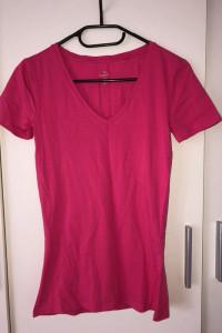 różowa bluzka koszulka nowa