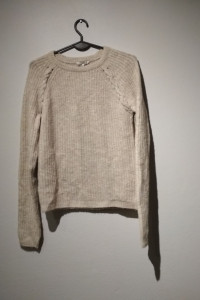 Szary Sweterek rozmiar 36