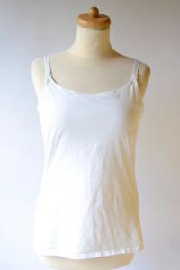 Bluzka Biała H&M Mama L 40 Do Karmienia Koszulka